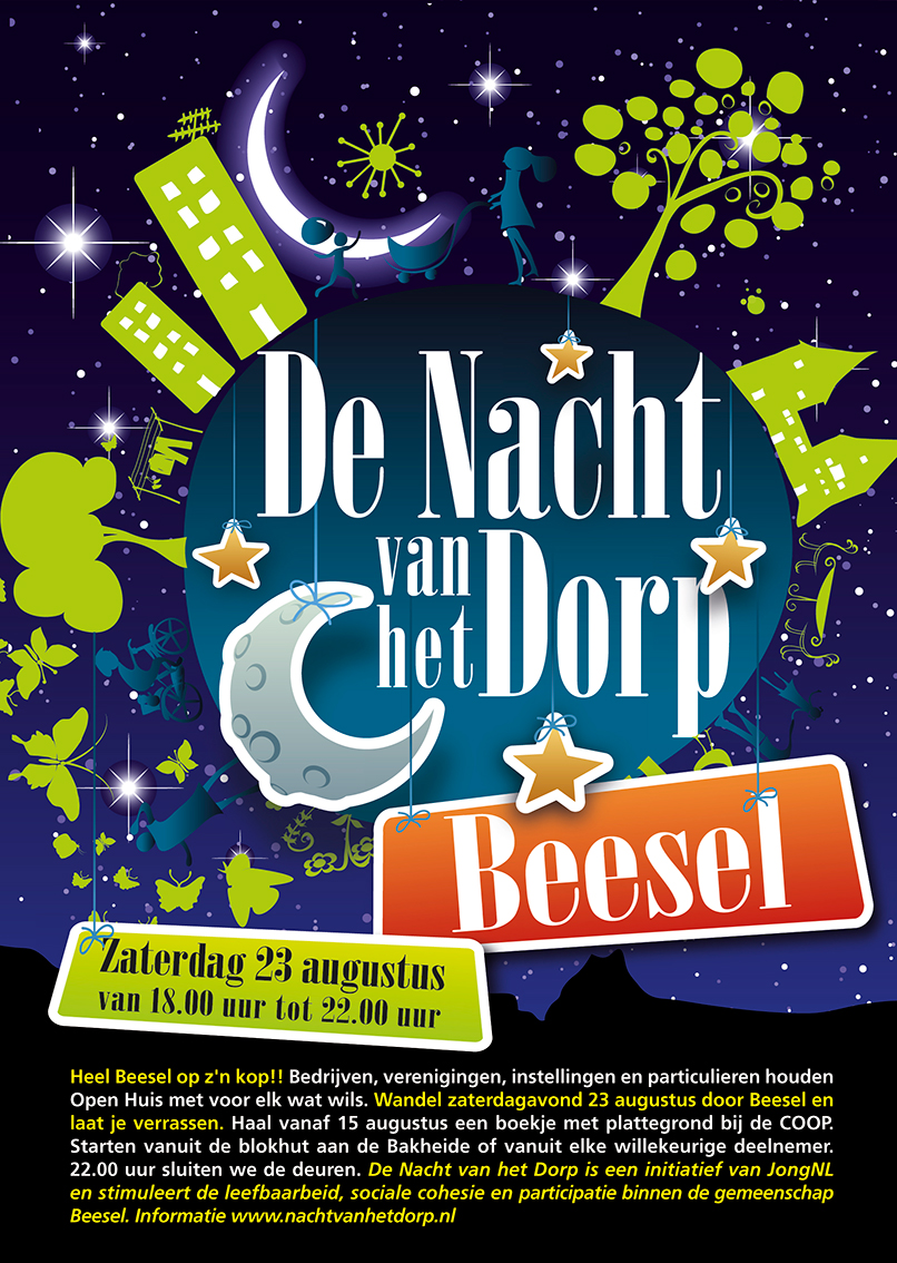 affiche beesel